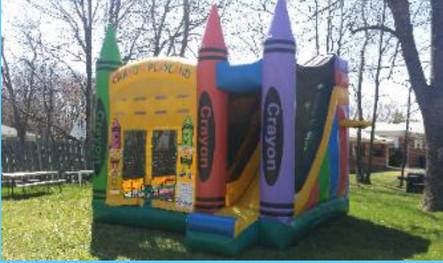 Crayon Combo $250