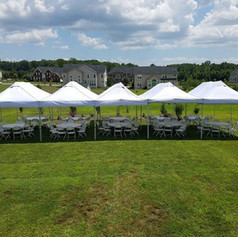Tent Package 5 $630 (100 guests)