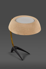 A HIGHLY UNUSUAL TABLE LAMP