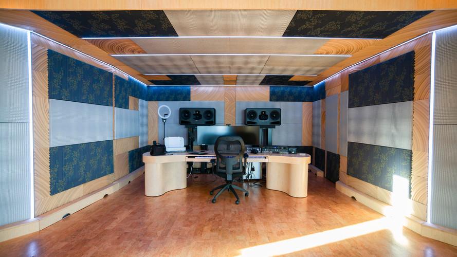 Recording studio LA