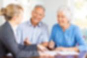 Elderly, consultation