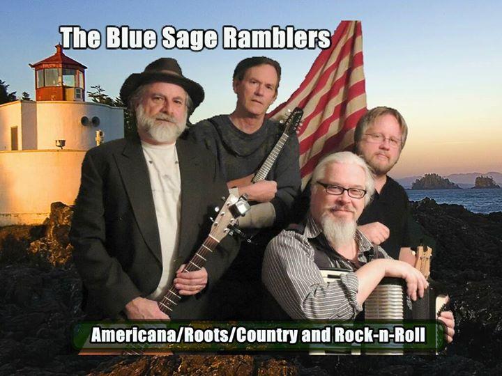 Blue Sage Ramblers Americana