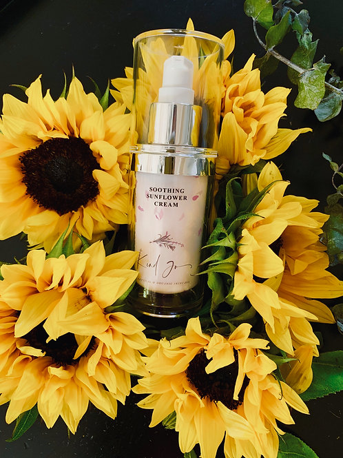 Soothing Sunflower Natural&Organic Cream