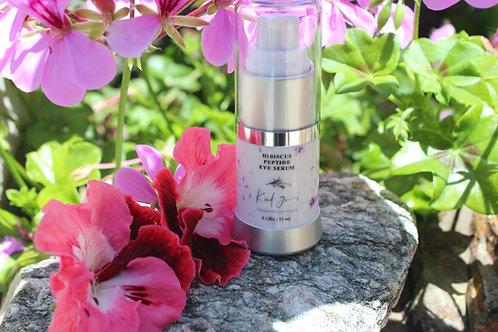 Kind Jo Natural & Organic Hibiscus Peptide Eye Serum
