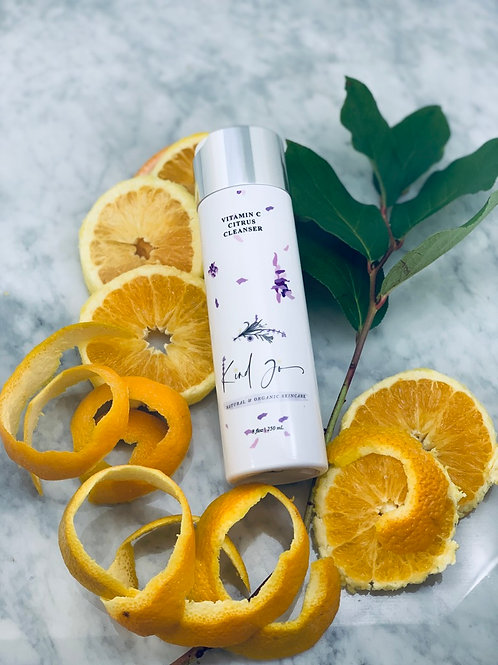 Kind Jo Natural & Organic Vitamin C Citrus Cleanser