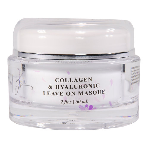 Kind Jo Natural & Organic Collagen & Hyaluronic Masque