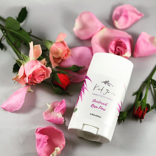 Rosa Fiore Organic Deodorant