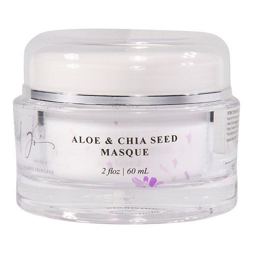 Kind Jo Natural & Organic Aloe&Chia Seed Masque