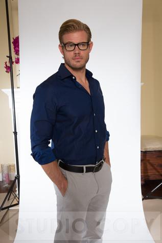 Trevor Donovan as Dr. Stephen J. Lane