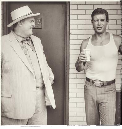 Trevor Donovan as Eddy Arnold