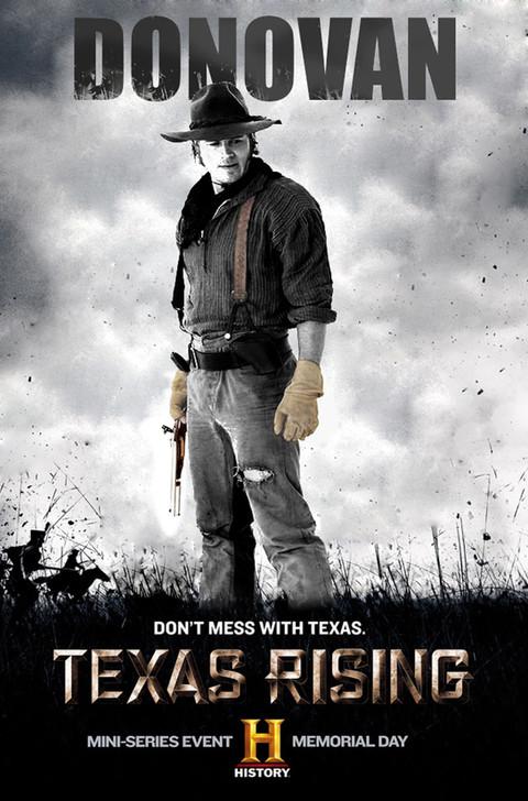 Trevor Donovan as Kit Acklin