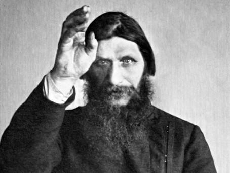 """The Mad Monk"" Rasputin"
