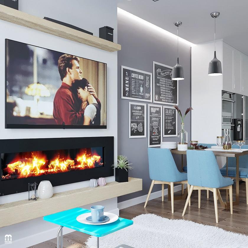 Кухня-гостиная METRIC Минск
