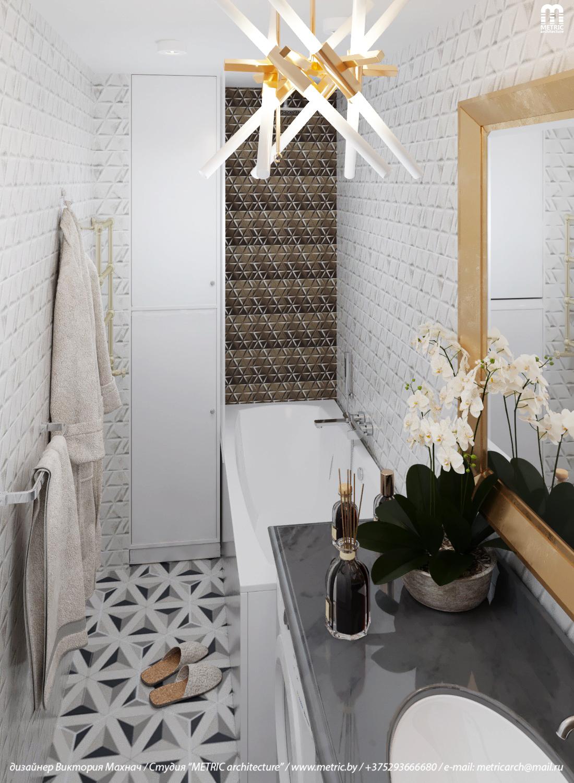 Ванная комната METRIC Минск