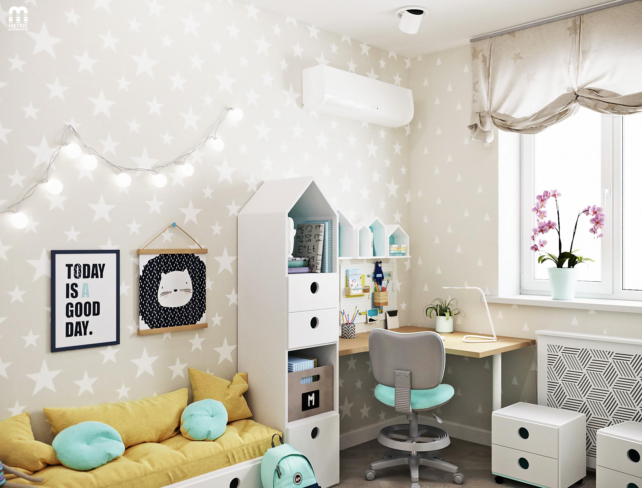 Детская комната METRIC Минск
