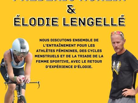 """Podcast: retrouvez-moi dans le podcast """"Cyclisme Performance""""!"""