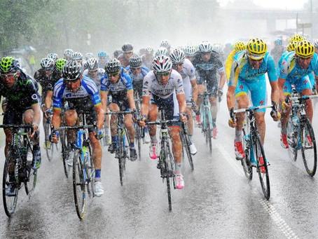 Cyclisme : Chaussées mouillées ou home-trainer?
