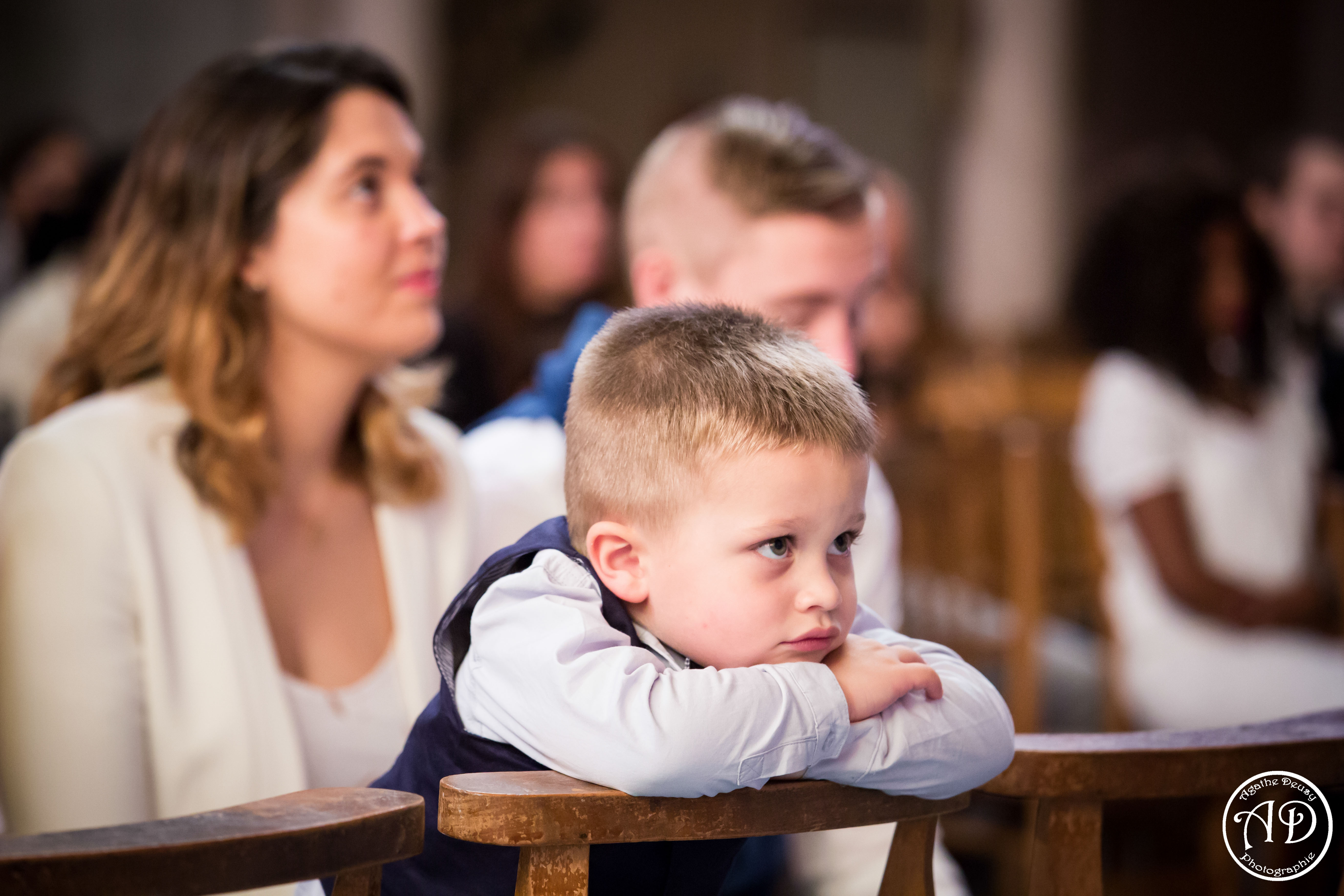 Photographie lifestyle Baptême