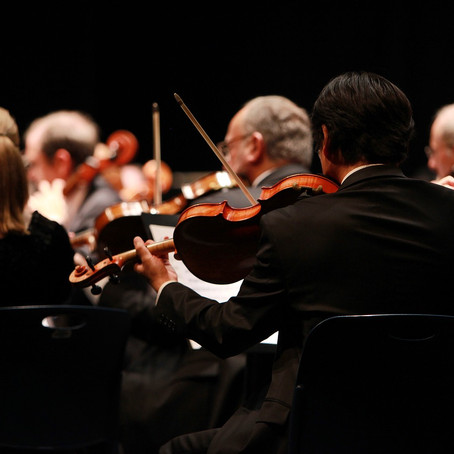Five Minutes of Remote Magic from the Radio France Philharmonic Orchestra
