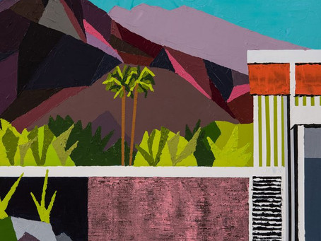 Vibrant Sceneries to Brighten Up Your Day by Artist Paul Jackson