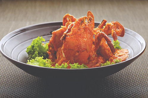 Jackfruit Chilli Crab 菠萝蜜辣椒蟹
