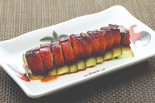 Charcoal Grilled Kurobuta Char Siew 碳烧黑豚肉