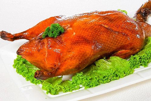 北京片皮鸭 (正)Sliced Peking Duck (Whole)