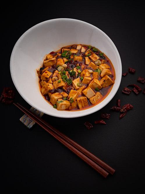 Ma Po Tofu 麻婆豆腐