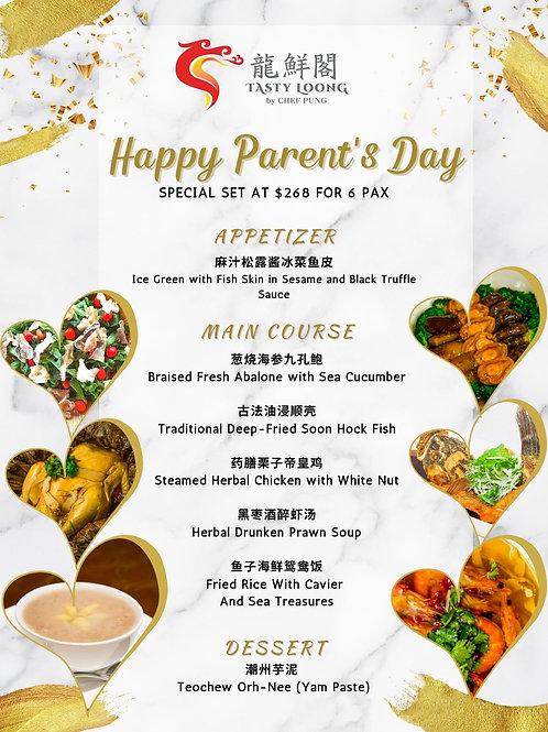 Parent's Day Special Set