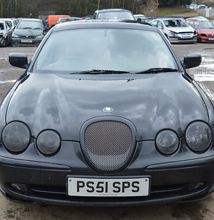 2001 Jaguar S-Type for Breaking/Parts Only