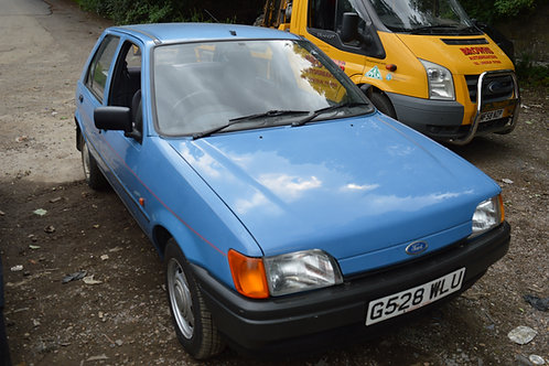 Ford Fiesta MK3 for Breaking/Parts Only