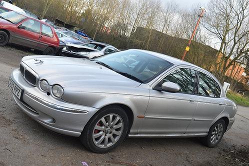 2002 Jaguar X-Type 2.0l For Breaking/Parts