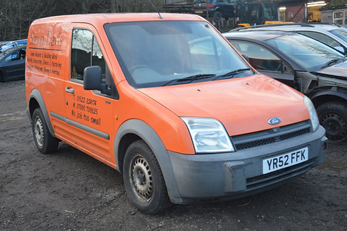 2002 Ford Transit Connect for Breaking/Parts On