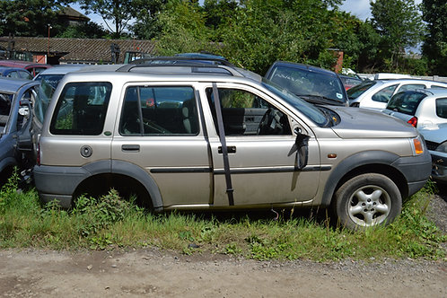 Landrover Freelander for Breaking/Parts Only