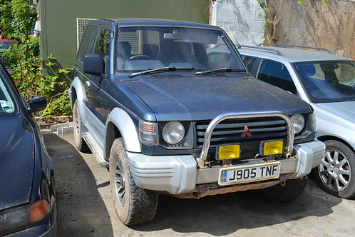 Mitsubishi Pajero for Breaking/Parts Only