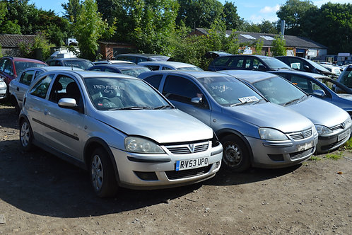 Vauxhall Corsa for Breaking/Parts Only