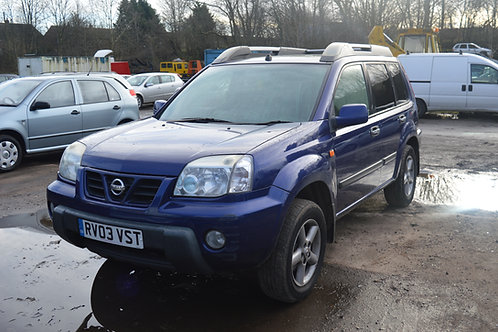 2003 Nissan X-Trail for Breaking/Parts