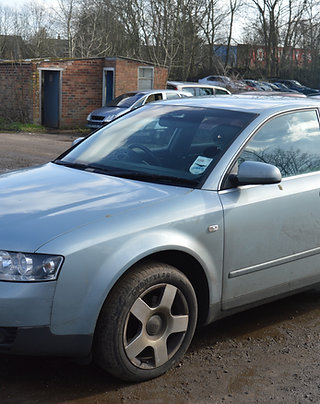 2002 Audi A4 TDI For Breaking/Parts Only