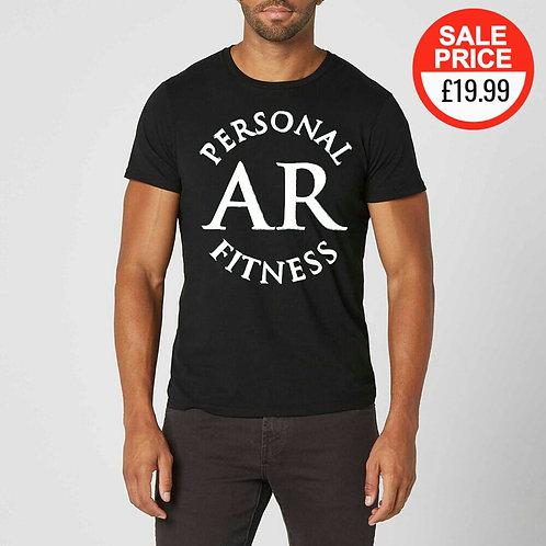 AR Personal Fitness big logo - tshirt