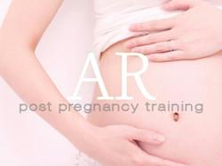 Ar post pregnancy training