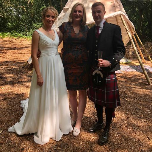 Walker Wedding 2018