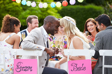 It's your day, share it outdoors at our beautiful destination wedding venue