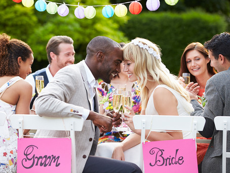5 Tips for Choosing a Wedding Theme