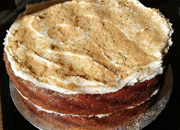 """Stem ginger cake (6"""" or 8"""")"""