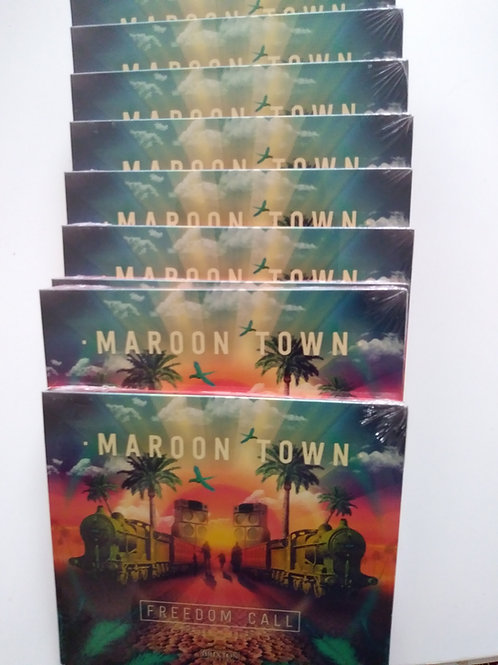 Freedom Call cd album - Maroon Town