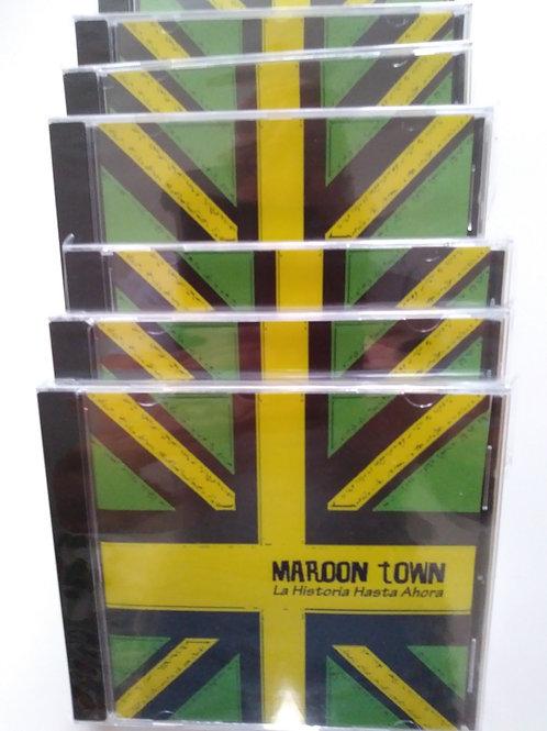 La Historia Hasta Ahora cd album - Maroon Town