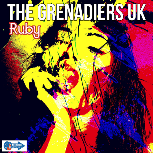 """Ruby 7"""" vinyl by The Grenadiers UK"""