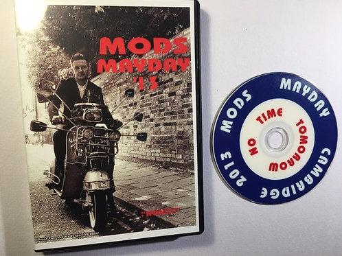 Mods Mayday '13 DVD