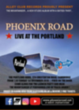 1 Dec flier PHOENIX ROAD AT THE PORTLAND