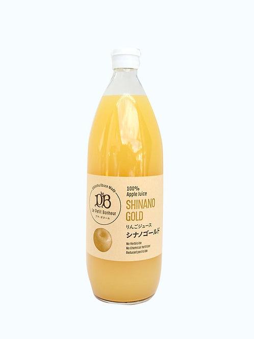りんごジュース シナノゴールド 1リットル